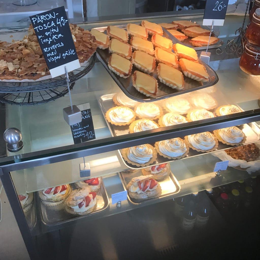 Här är Österlens godaste och mest ekologiskt hembakade bröd och kakor i Komstad